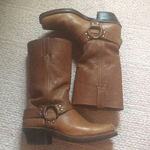 💥🌈FRYE HARNESS BOOTS🌈💥 size 8.5